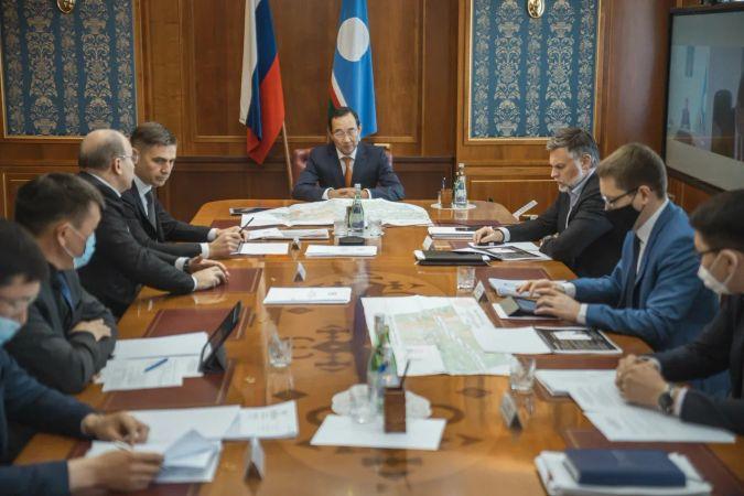 Глава Якутии Айсен Николаев отметил быстрое развитие Эльгинского угольного комплекса