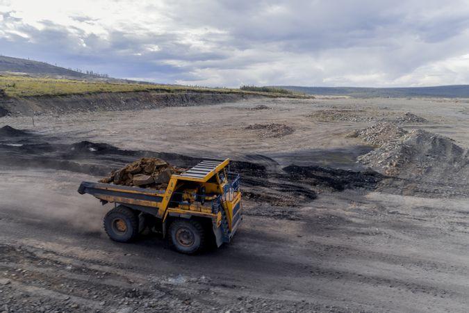 Добыча угля на Эльгинском месторождении выросла на 230% в первом квартале 2021 года