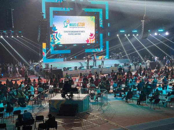 При поддержке ООО «Эльгауголь» в Якутске прошел молодежный фестиваль Muus uStar